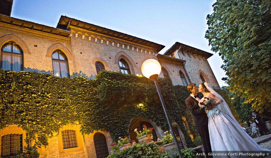 Il matrimonio di Victoria e Vadim a Voghera, Pavia