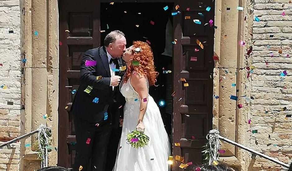 Il matrimonio di Giuseppe e Alessandra a Crecchio, Chieti