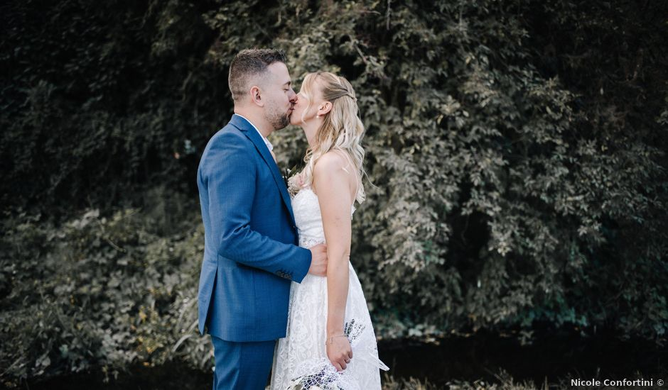 Il matrimonio di Michele e Erika a Crema, Cremona