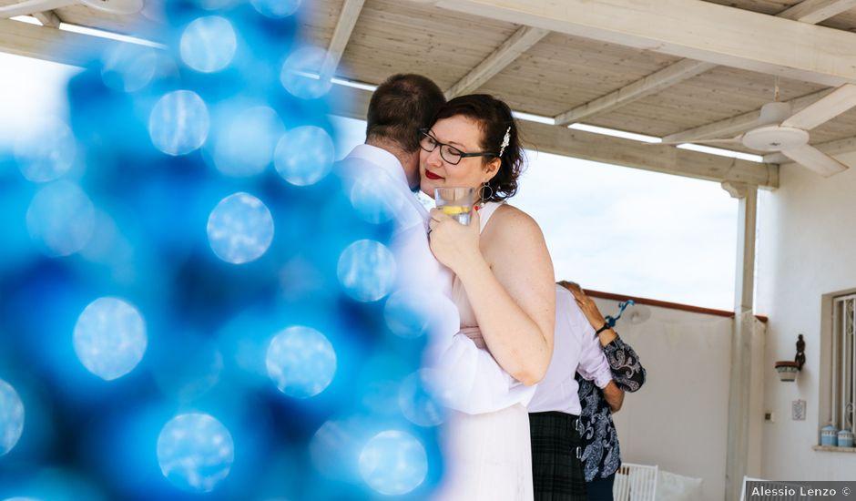 Il matrimonio di Zsuzsa e Stephen a Siracusa, Siracusa