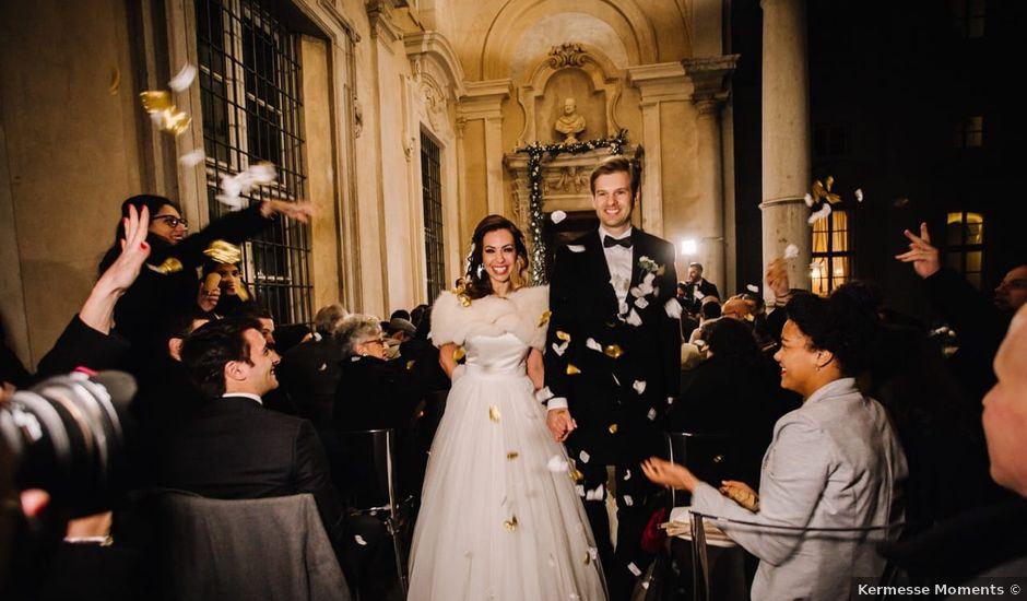 Il matrimonio di Jean-Denis e Rita a Torino, Torino