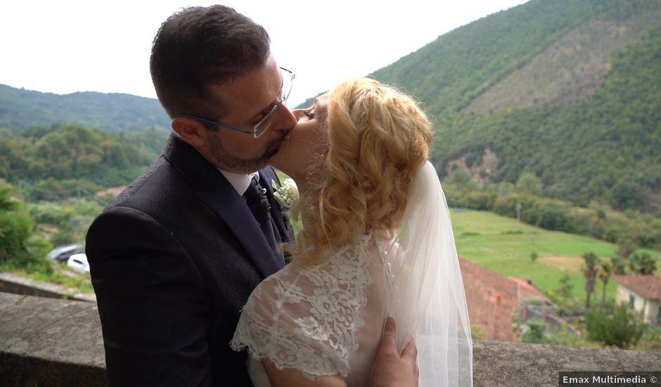 Il matrimonio di Simone e Debora a Bolano, La Spezia