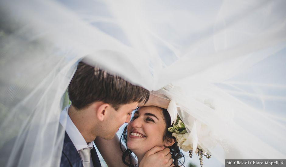 Il matrimonio di Gabriele e Teresa a Treviglio, Bergamo