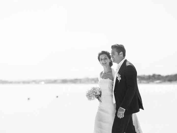 le nozze di Odessa e Domenic