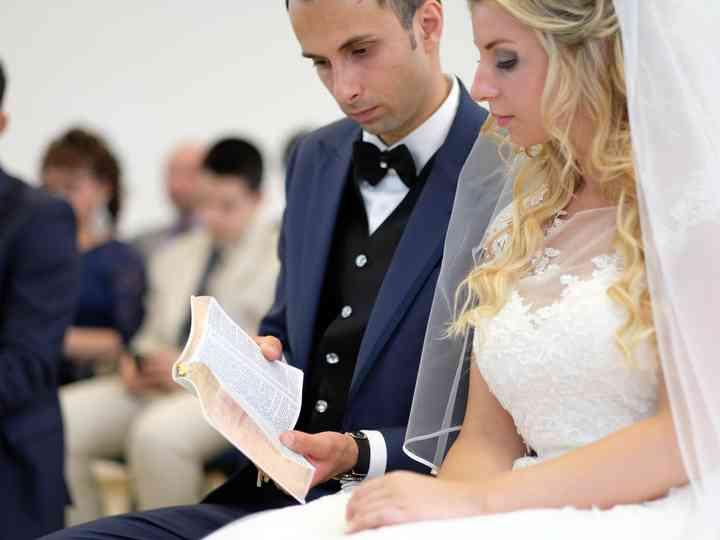 Le nozze di Valera e Davide
