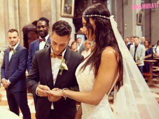 Le nozze di Eleonora e Manuel 1
