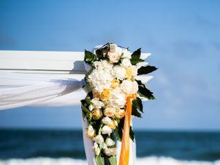 Le nozze di Claudia e Joachim 1