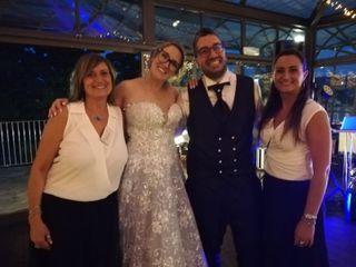 Le nozze di Andrea Giulia e Nicholas