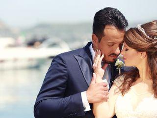 Le nozze di Carmen e Giuseppe