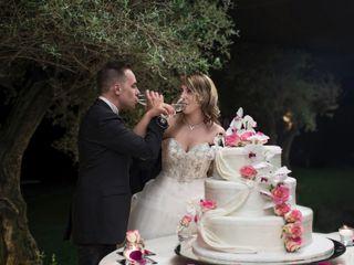 Le nozze di Sofia e Daniele
