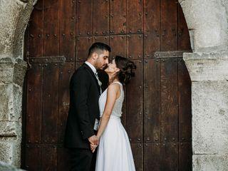 Le nozze di Maria e Massimiliano
