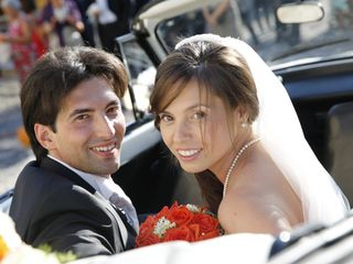 Le nozze di Marco e Tamara