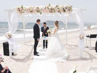 Le nozze di Cesare e Sara