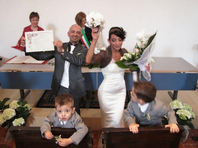 Il matrimonio di Simone e Valeria a Polesella, Rovigo 18