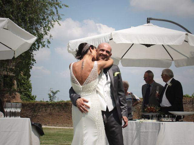 Il matrimonio di Simone e Valeria a Polesella, Rovigo 31