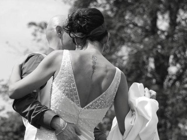 Il matrimonio di Simone e Valeria a Polesella, Rovigo 34