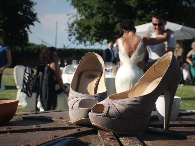 Il matrimonio di Simone e Valeria a Polesella, Rovigo 56