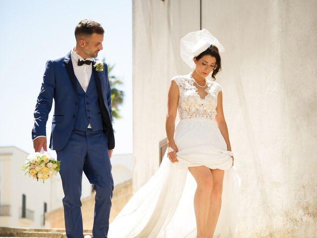 Il matrimonio di Daniele e Federica a Tricase, Lecce 7