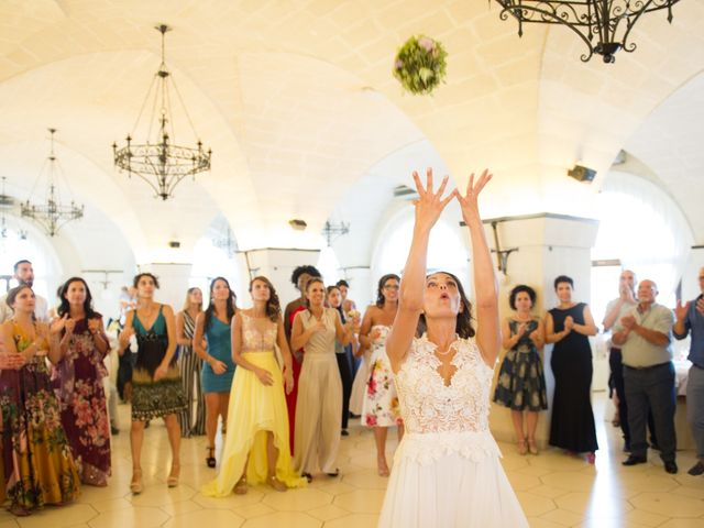 Il matrimonio di Daniele e Federica a Tricase, Lecce 11