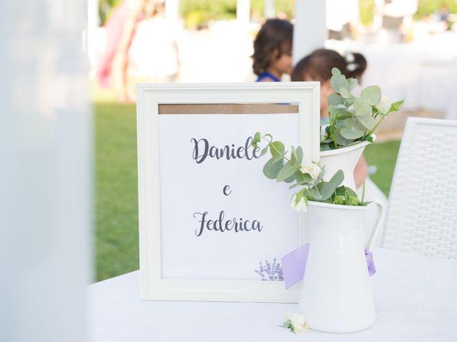 Il matrimonio di Daniele e Federica a Tricase, Lecce 12