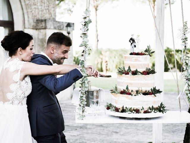Il matrimonio di Daniele e Federica a Tricase, Lecce 13