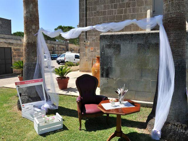 Il matrimonio di Daniele e Federica a Tricase, Lecce 1
