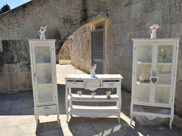 Il matrimonio di Daniele e Federica a Tricase, Lecce 15