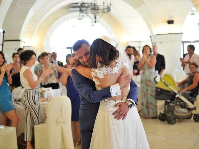 Il matrimonio di Daniele e Federica a Tricase, Lecce 17