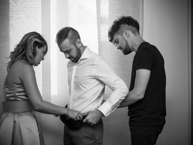 Il matrimonio di Matteo e Stella a Pistoia, Pistoia 7