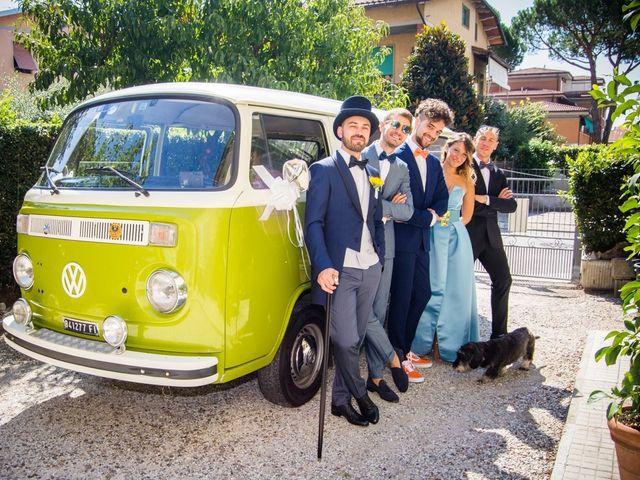 Il matrimonio di Matteo e Stella a Pistoia, Pistoia 24