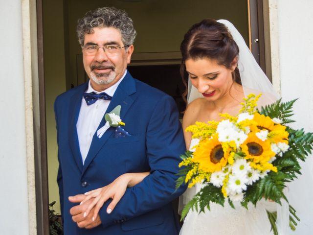 Il matrimonio di Matteo e Stella a Pistoia, Pistoia 47