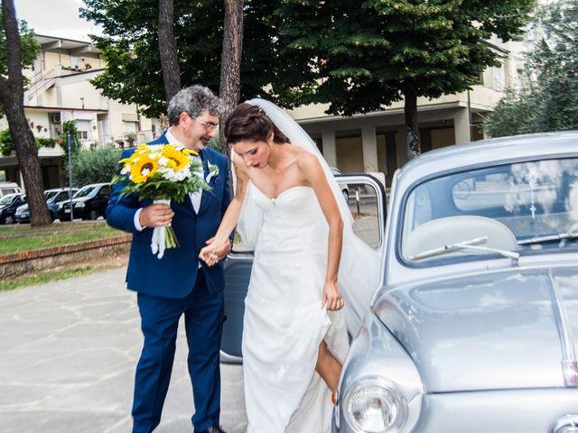 Il matrimonio di Matteo e Stella a Pistoia, Pistoia 54