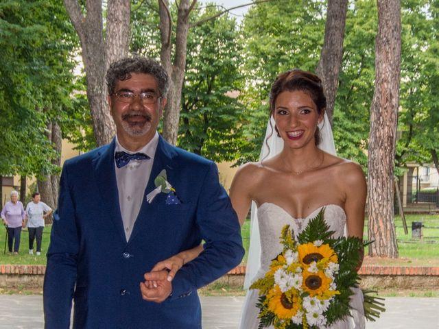 Il matrimonio di Matteo e Stella a Pistoia, Pistoia 55