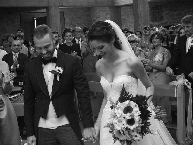 Il matrimonio di Matteo e Stella a Pistoia, Pistoia 58