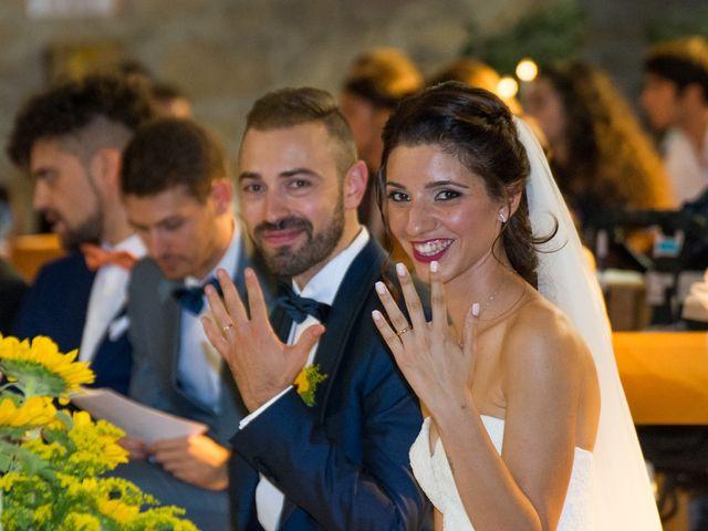 Il matrimonio di Matteo e Stella a Pistoia, Pistoia 64