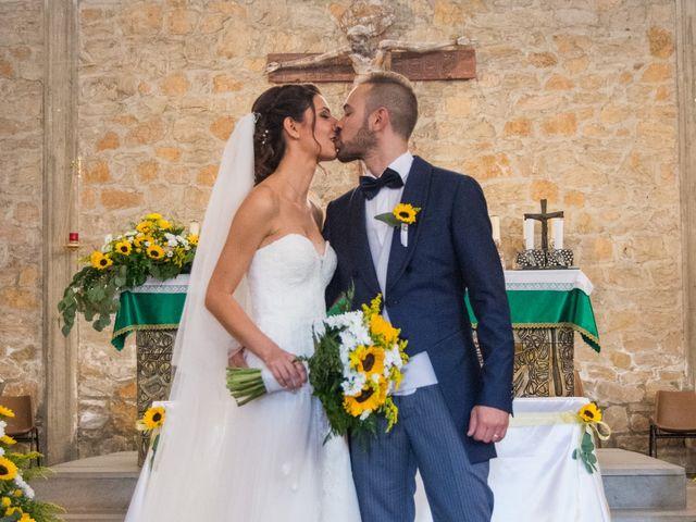 Il matrimonio di Matteo e Stella a Pistoia, Pistoia 65