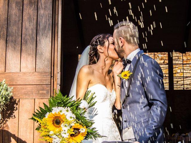 Il matrimonio di Matteo e Stella a Pistoia, Pistoia 71