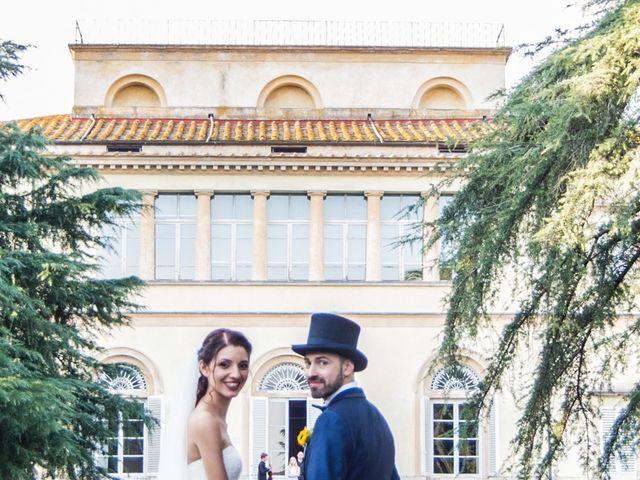 Il matrimonio di Matteo e Stella a Pistoia, Pistoia 72