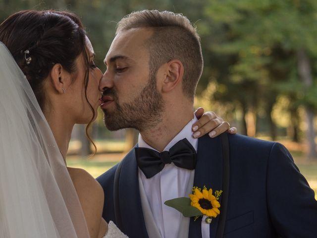 Il matrimonio di Matteo e Stella a Pistoia, Pistoia 74