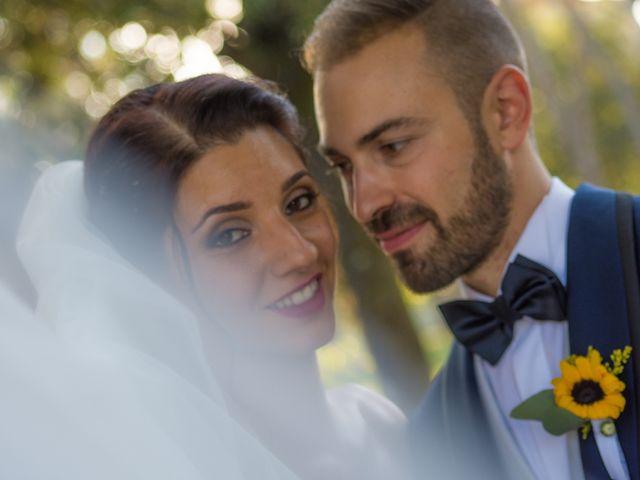 Il matrimonio di Matteo e Stella a Pistoia, Pistoia 76