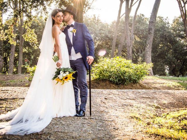 Il matrimonio di Matteo e Stella a Pistoia, Pistoia 78