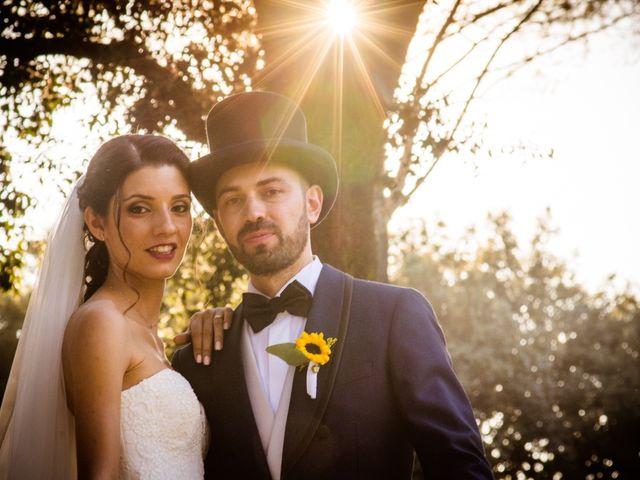 Il matrimonio di Matteo e Stella a Pistoia, Pistoia 79