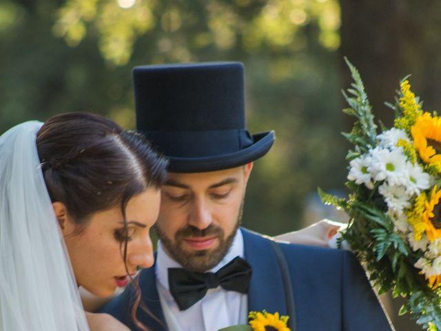 Il matrimonio di Matteo e Stella a Pistoia, Pistoia 80