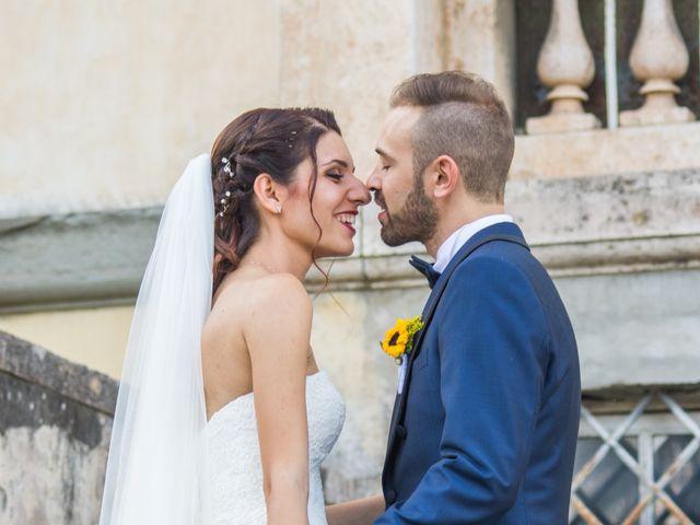 Il matrimonio di Matteo e Stella a Pistoia, Pistoia 81