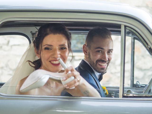 Il matrimonio di Matteo e Stella a Pistoia, Pistoia 85
