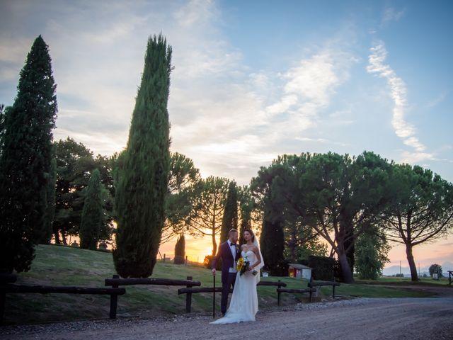 Il matrimonio di Matteo e Stella a Pistoia, Pistoia 88