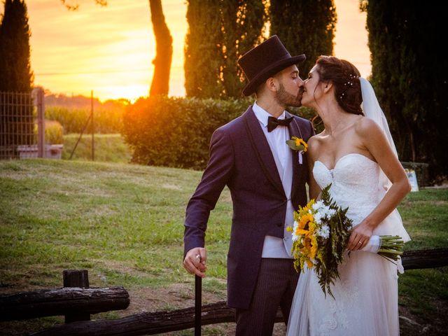 Il matrimonio di Matteo e Stella a Pistoia, Pistoia 90