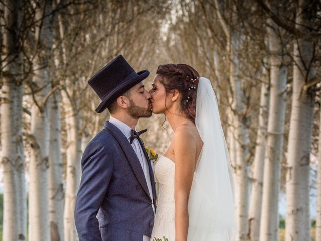 Il matrimonio di Matteo e Stella a Pistoia, Pistoia 91