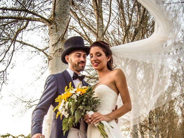 Il matrimonio di Matteo e Stella a Pistoia, Pistoia 94