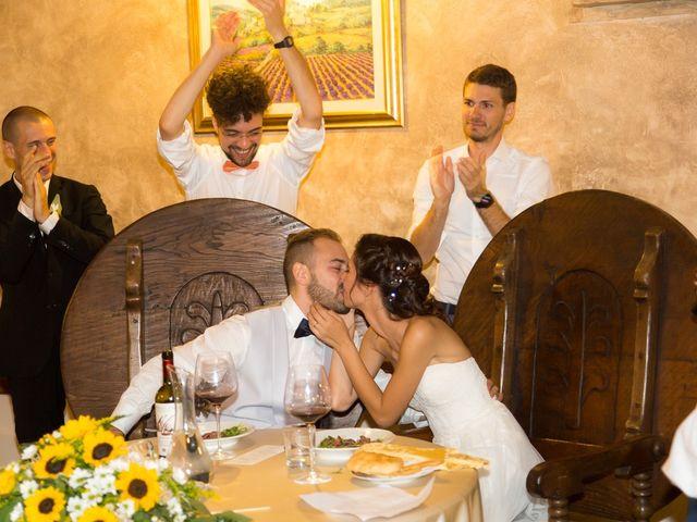 Il matrimonio di Matteo e Stella a Pistoia, Pistoia 105